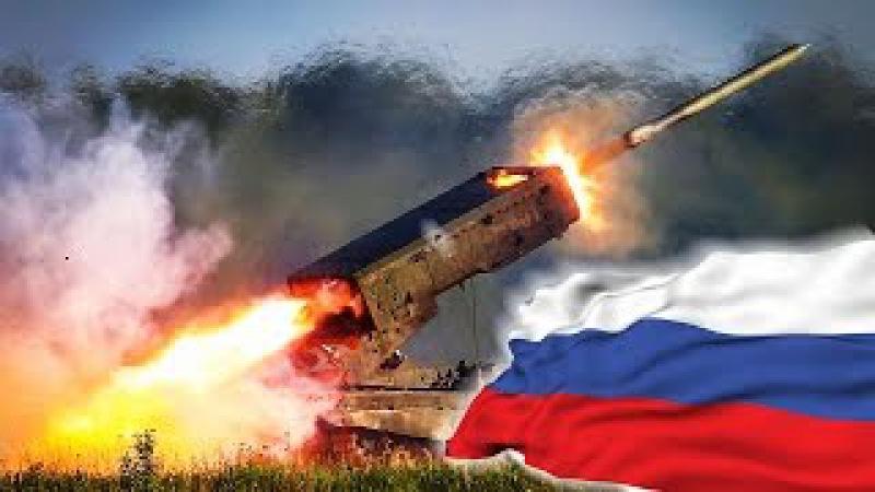 TOS-1 Buratino: The Destructive Power Of Russian Rocket Launcher