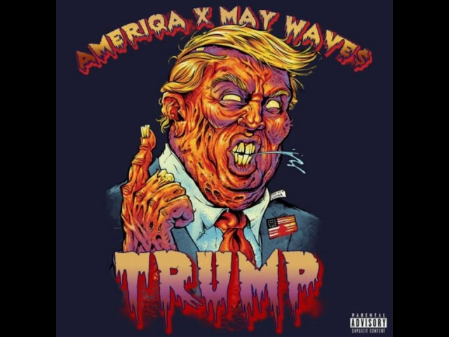 AMERIQA x May Wave$ - Trump (Prod. by BlackSurfer)