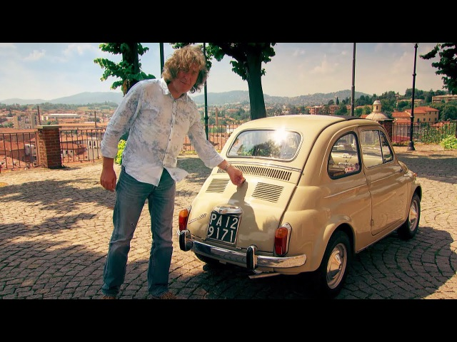 Fiat 500 - The Original Small Car - James Mays Cars Of The People - BBC