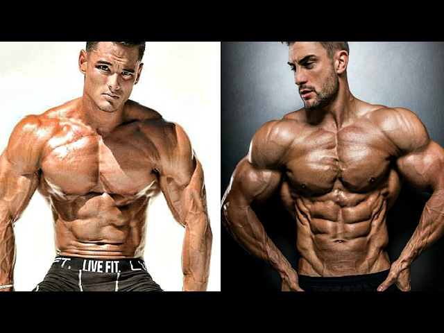 Jeremy Buendia vs Ryan Terry - WHO'S NEXT CHAMPION OF OLYMPIA ? [Motivational Video 2017]