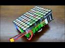 ЗАПРЕЩЕННАЯ ЗАВОДАМИ Li Ion БАТАРЕЯ СВОИМИ РУКАМИ DIY lithium ion 18650 e bike battery pack