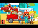My Pretend Hospital - Kids Hospital Town Life FREE Games For Kids To Play Android Funny Educational