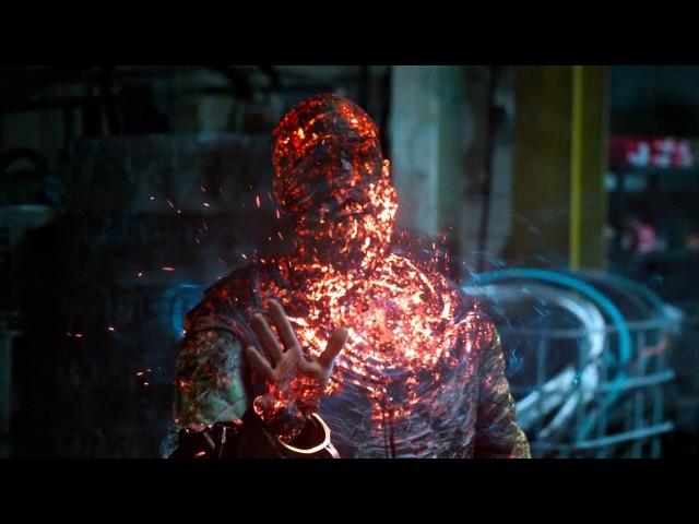 Стервятник убивает Шокера (Брайса). Человек-паук: Возвращение домой. 2017