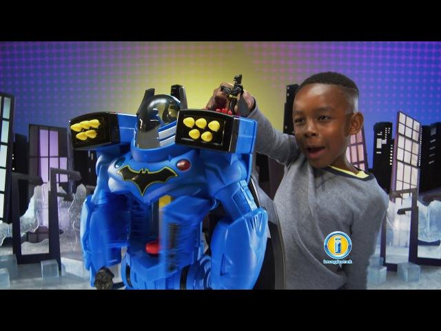 DC Super Friends™ Batbot Xtreme | Imaginext | Fisher-Price