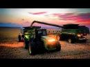 Epic Harvesting Montana Style - Welker Farms Inc