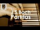 J.S.BACH :: PARTITAS BWV 825-830 COMPLETE :: WIM WINTERS, CLAVICHORD