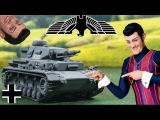 We are Number One but I'm a Tank