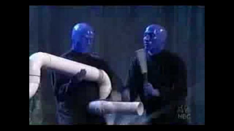 Blue Man Group - Drumbone (Live)