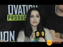 MYX Philippines | Evanescence On 'Bring Me To Life' (19-02-2012)