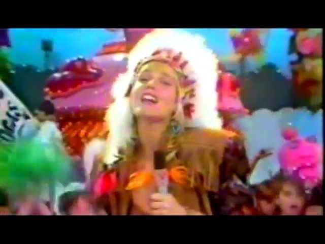 Xuxa - Juguemos a los Indios VDJ MY BOY.mpg