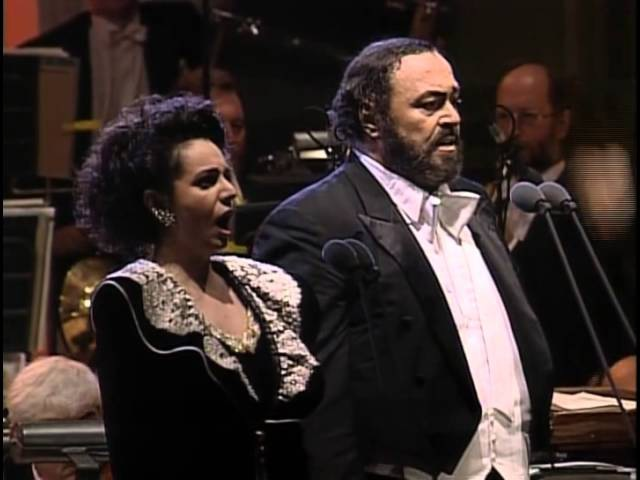 1993 Pavarotti Verdi La Traviata - Brindisi