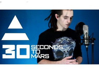 30 Seconds To Mars - The Kill (vocal cover)