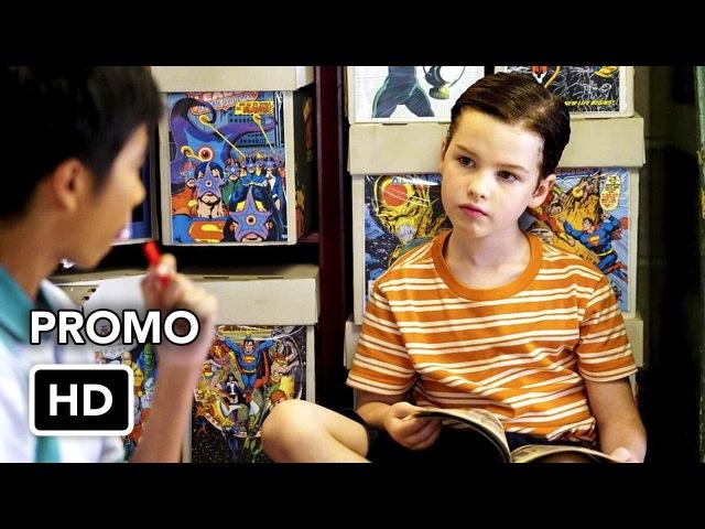 Young Sheldon 1x04 Promo