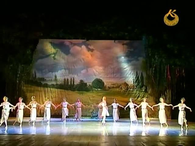 Лесная песня Лісова пісня Донецкий НАТОБ им А Соловьяненко 2011 SATRip
