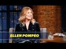 Ellen Pompeo о 14 сезоне Анатомии страсти