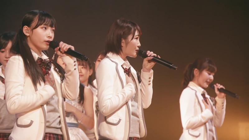 NMB48 - Tochuu Gesha @ Jonishi Kei Sotsugyou Concert ~Yappari Kei-chan ga Number One~