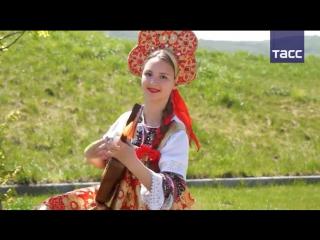 Мария Наумова — девушка-оркестр из Киргизии