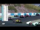 Formula 2 2017. Этап 10 - Херес. Вторая гонка