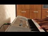 Очень красивая мелодия у костра (Олег Митяев