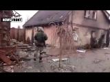 18+ Последствия штурма Углегорска.
