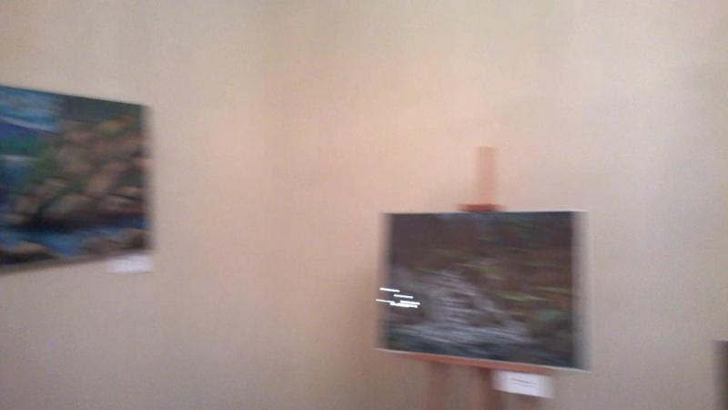 Выставка картин Любови Рыбкиной Легенды Севера