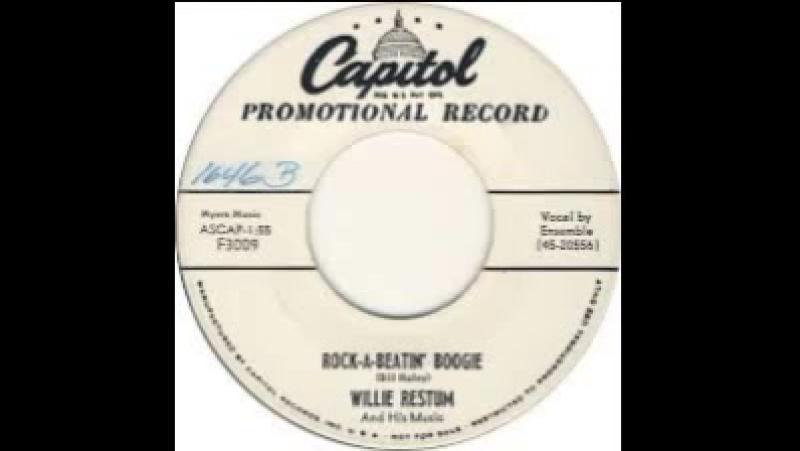 Willie Restum - Rock A Beatin Boogie