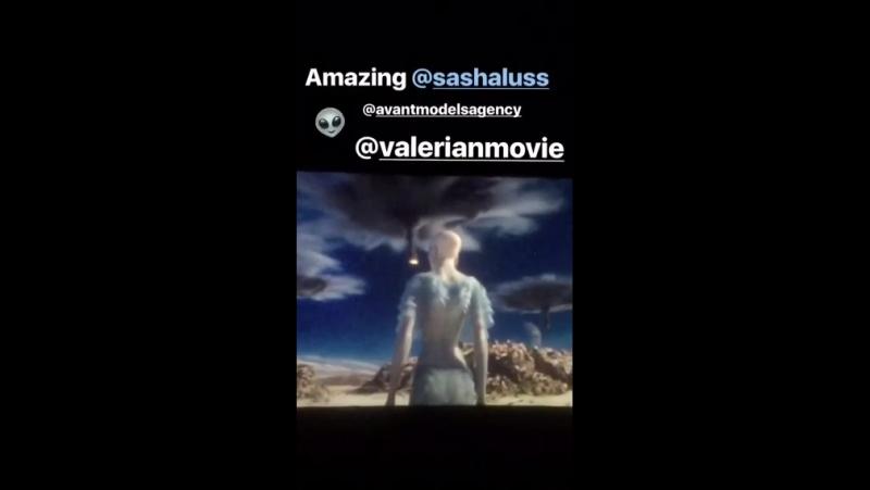 Отрывок из фильма «Валериан и город тысячи планет» (Valerian and the City of a Thousand Planets)