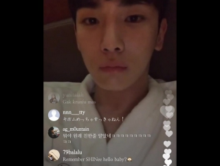 170711 Key said that Day6's songs are nice