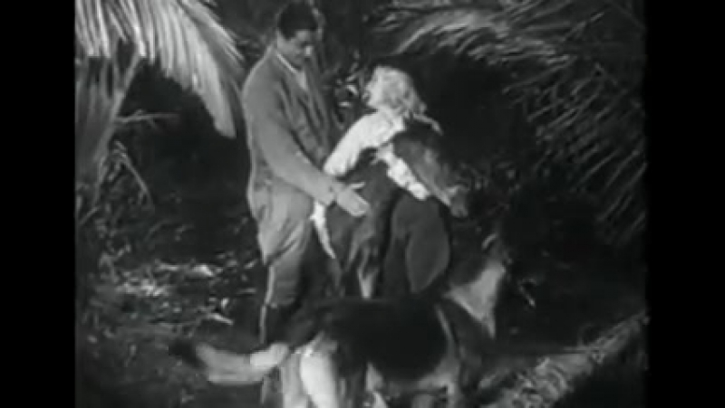 Т/С Приключения Рекса и Ринти: Primitive Justice 12 серия (1935г)