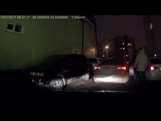 Дорожный конфликт. Видео для полиции. Шевроле Круз о773см178