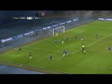 Dinamo - Slaven Belupo 1-0, sazetak (HNL 21. kolo), 18.02.2017. Full HD
