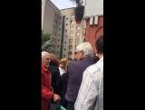общежитие горит на Плеханова