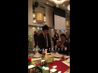 Свадьба Шинжи Кидо