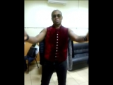 Haddaway Video-Greeting For Disco80 Community - Take 1