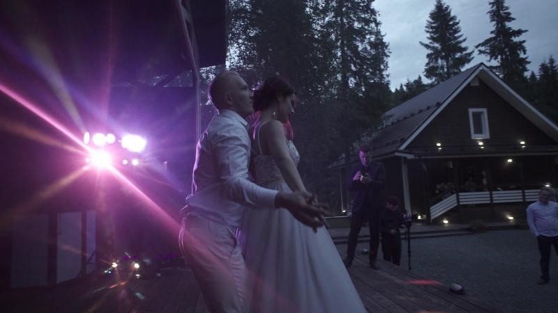 Свадебный танец Настя и Паша