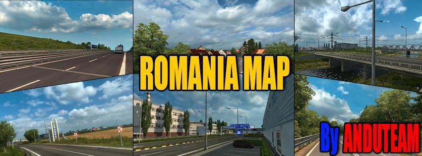 Румыния карте Andu 1.3.1