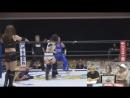 ASUKA, Ayako Hamada vs. Rina Yamashita, Yumi Ohka (WAVE - Osaka Rhapsody Vol. 34)