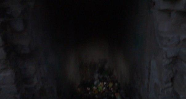 Заброшенный бункер в сормовском парке
