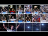 Roger Federer - All 18 Grand Slam Titles