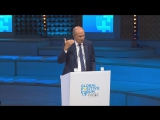 CEO L'Oréal Jean Paul Agon at Global Positive Forum 2017