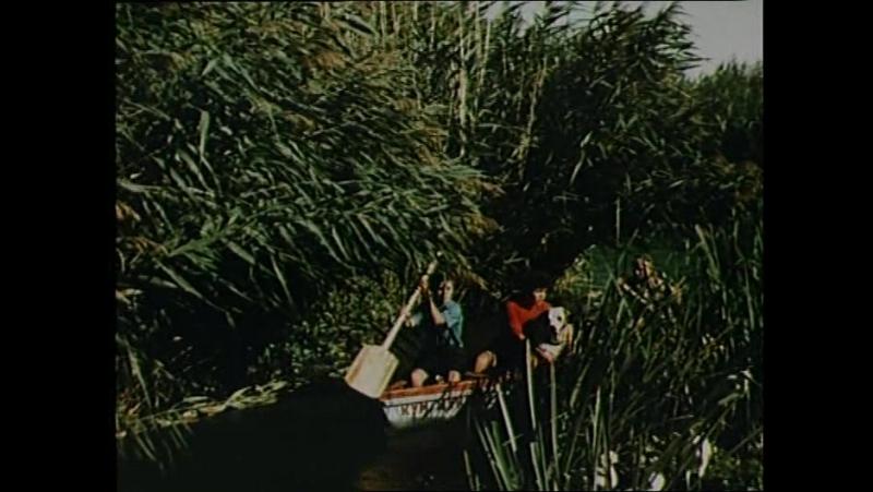 (А. Роу-не сказка) 1954 г. Тайна горного озера.