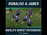 How do you like it Ronaldo?!