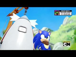 Sonic Boom S02E02 (озвучка Vampire_Metalhead)