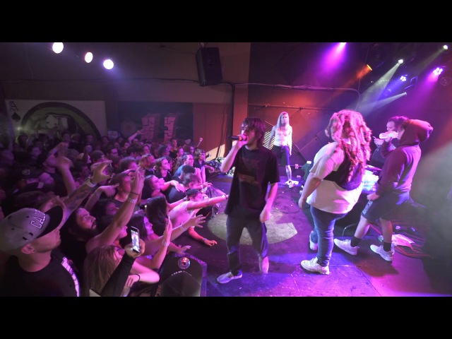 Ghostemane, Pouya and Fat Nick (Full Set) live at 1904 Music Hall