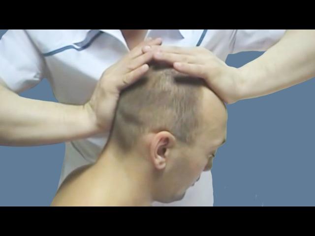 Массаж волосистой части головы ВЧГ Техника и план массажа ВЧГ показания к проведению массажа