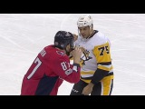 Penguins' Ryan Reaves rains down haymakers on Capitals' Liam OBrien
