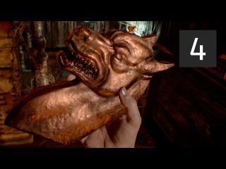 Прохождение Resident Evil 7 — Часть 4: Собачьи головы