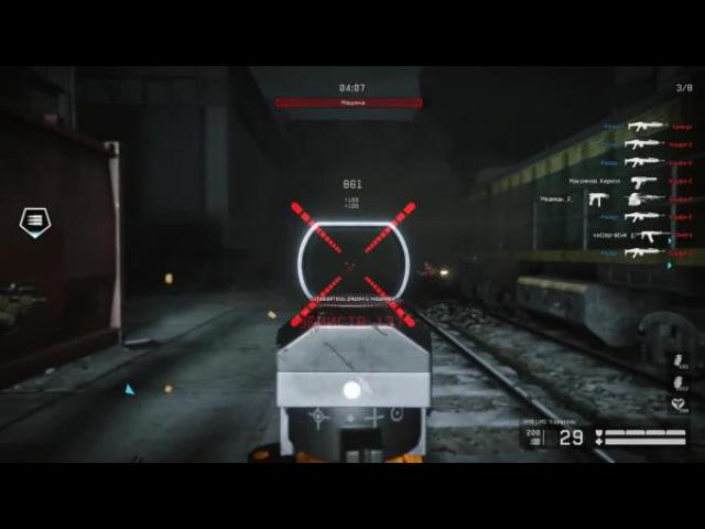 Лучшие PvE пушки добавляют в ВарфейсШикарный подарок в обновлении Warface 2017
