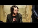 Keanu Reeves Presentation of Books x Artists Book at The Palais De Tokyo in Paris  2017.11.10