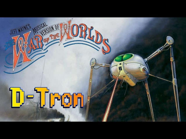 D-Tron - Jeff Wayne's The War of the Worlds (Война Миров на PS1)